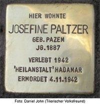 Stolpestein Trier