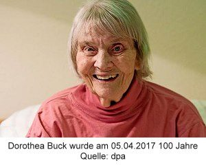 Dorothea Buck